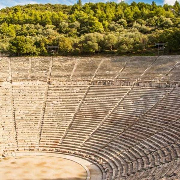Mycenae & Epidaurus