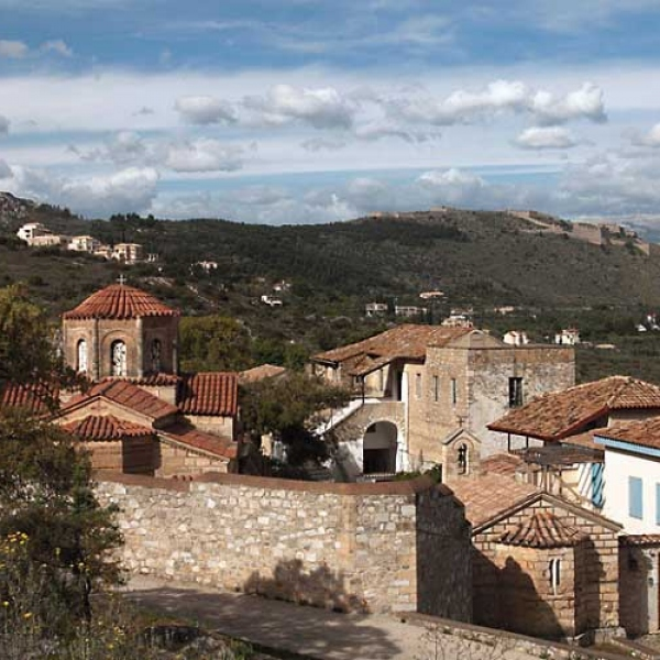 Religious tour of Argolis